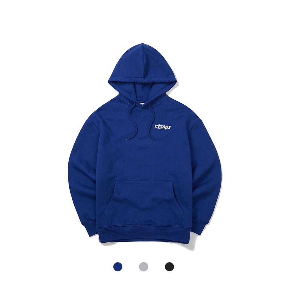 [BORNCHAMPS] CHMPS ONE HOODY CETDMHD03 3COLOR